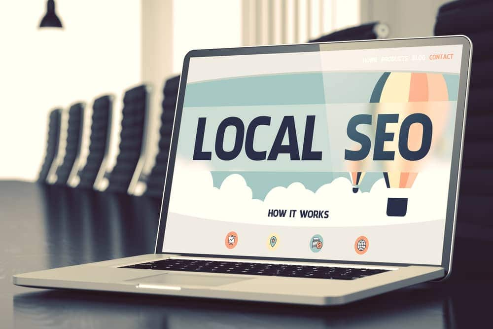 Local search engine optimization (SEO) is very helpful for small businesses.