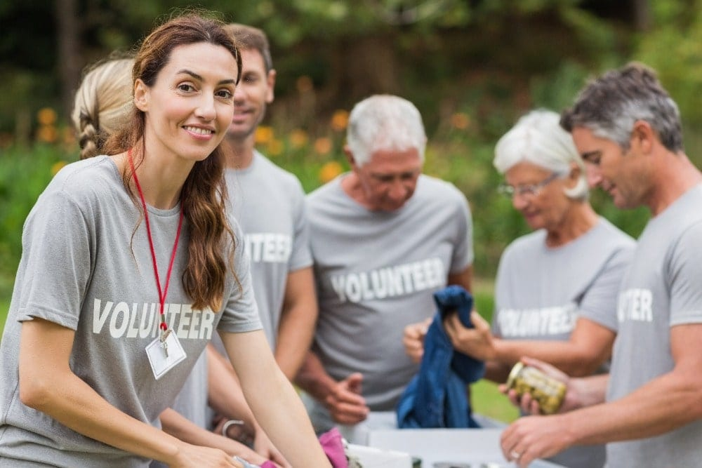 Learn about the benefits of getting involved in your community